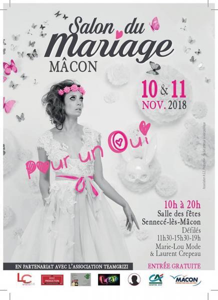 salon du mariage Sennecé lès Macon