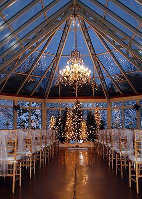 mariage à Noël