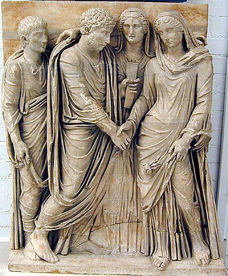 Mariage antiquité