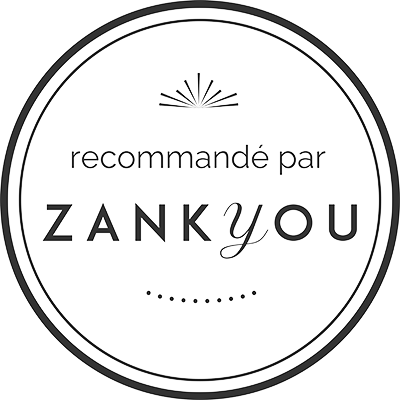 Zank you recommande